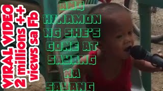 VIRAL VIDEO || BAGONG VIDEOKE KING ???? || mamang PSD