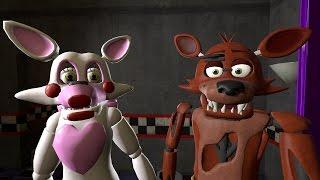 SFM FNAF Foxy Foxy