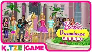 Let's Play Barbie Life in the Dreamhouse auf Deutsch ❖ Neue Folgen, Nintendo Wii U Spiel | Komplett