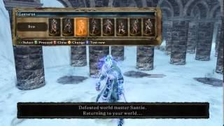 Dark Souls 2 Arctic Burst