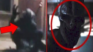 5 Most Mysterious & Chilling Unexplained Footage!