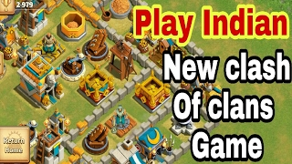 Bahubali Game Indian Clash of Clans Game