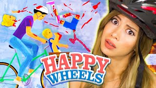 DIE (a little bike ride) - Happy Wheels #2