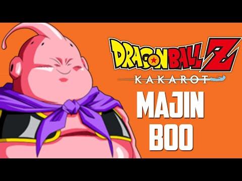 Dragon Ball Z Kakarot #15 - A saga do MAJIN BOO