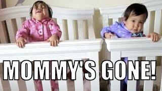MOMMY'S GONE! - January 22, 2016 -  ItsJudysLife Vlogs