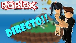 DIRECT WITH ROBLOX SULIIN18YT ! PLAYING WITH SUBS // THE DAY AFTER XD HACKIng