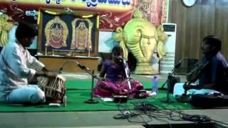 Annamayya Keerthanalu by Monisha Tirupati 1