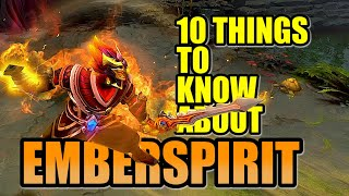 10 Incredible Ways to Play Ember Spirit