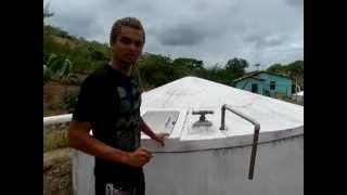 CAPTAÇÃO DE AGUA DA CHUVA - SERTÃO DA BAHIA