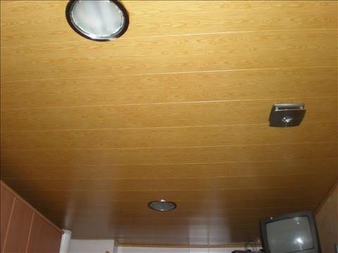 Techos interior madera youtube for Techos madera interior