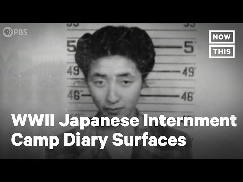 Diary Reveals Reality Of Living In A WWII Japanese Internment Camp | NowThis