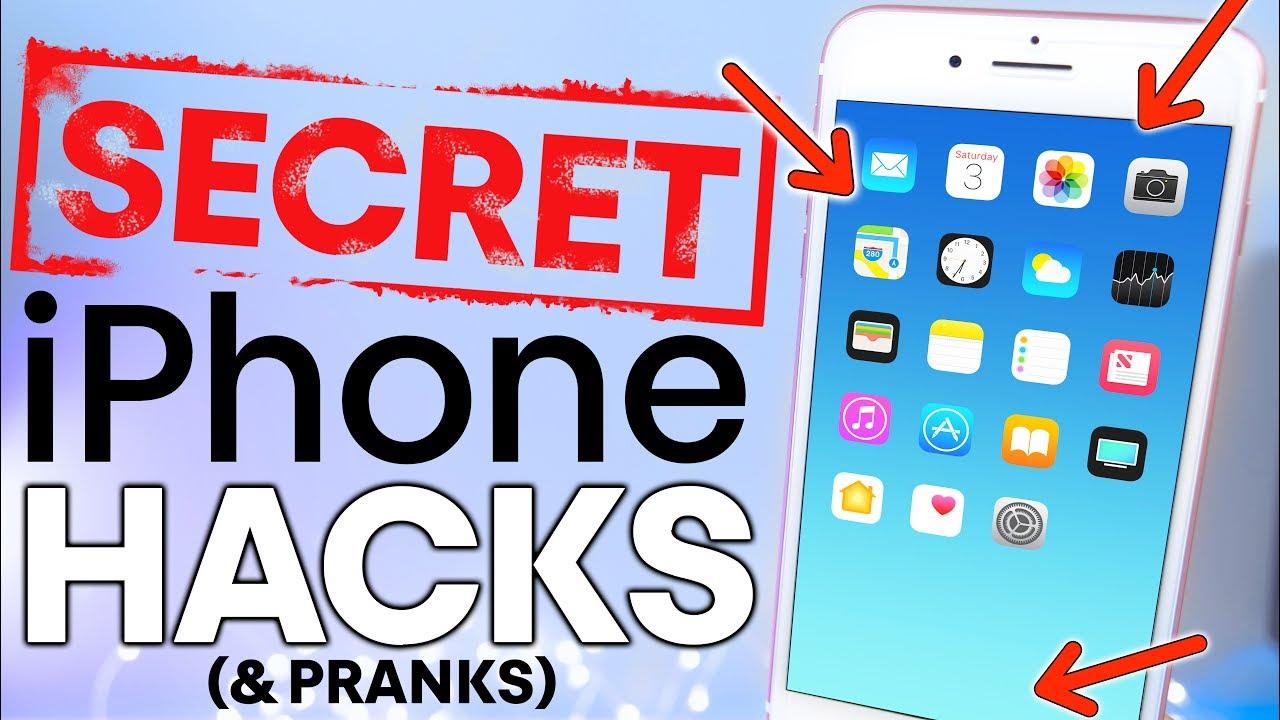 Secret iPhone Hacks & Pranks in iOS 10 3 3/10 3 2!
