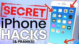 Secret iPhone Hacks & Pranks in iOS 10.3.3/10.3.2!