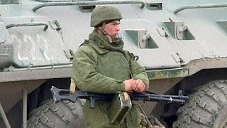 Украина - Россия: кто сильнее в Крыму