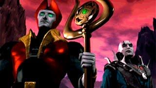 Mortal Kombat 4 - Intro and Endings