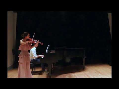 Gershwin Heifetz Prelude for Violin and Piano