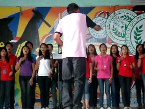 marcelo h. del pilar national high school children's choir - orde-e