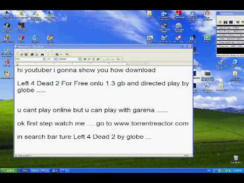 How to Left 4 Dead 2 Download For Free (For PC) New Patch!