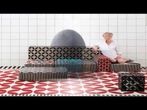 Flexible Modern Modular Sofa Systems