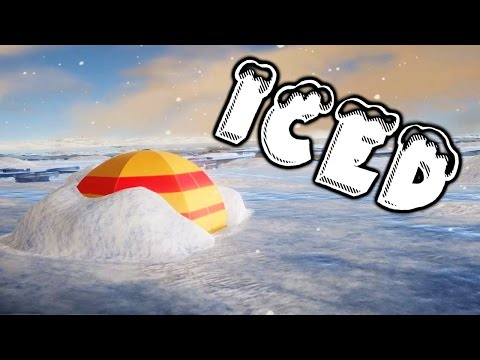 ICED - Zombie Survival on Ice!? - Let's Play ICED Gameplay