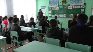 Відкритий урок англійської мови у 7 класі