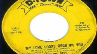 Fabulous Peps - My Love Looks Good On You.wmv