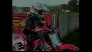 Kids In Action: Motocross Racing Girl