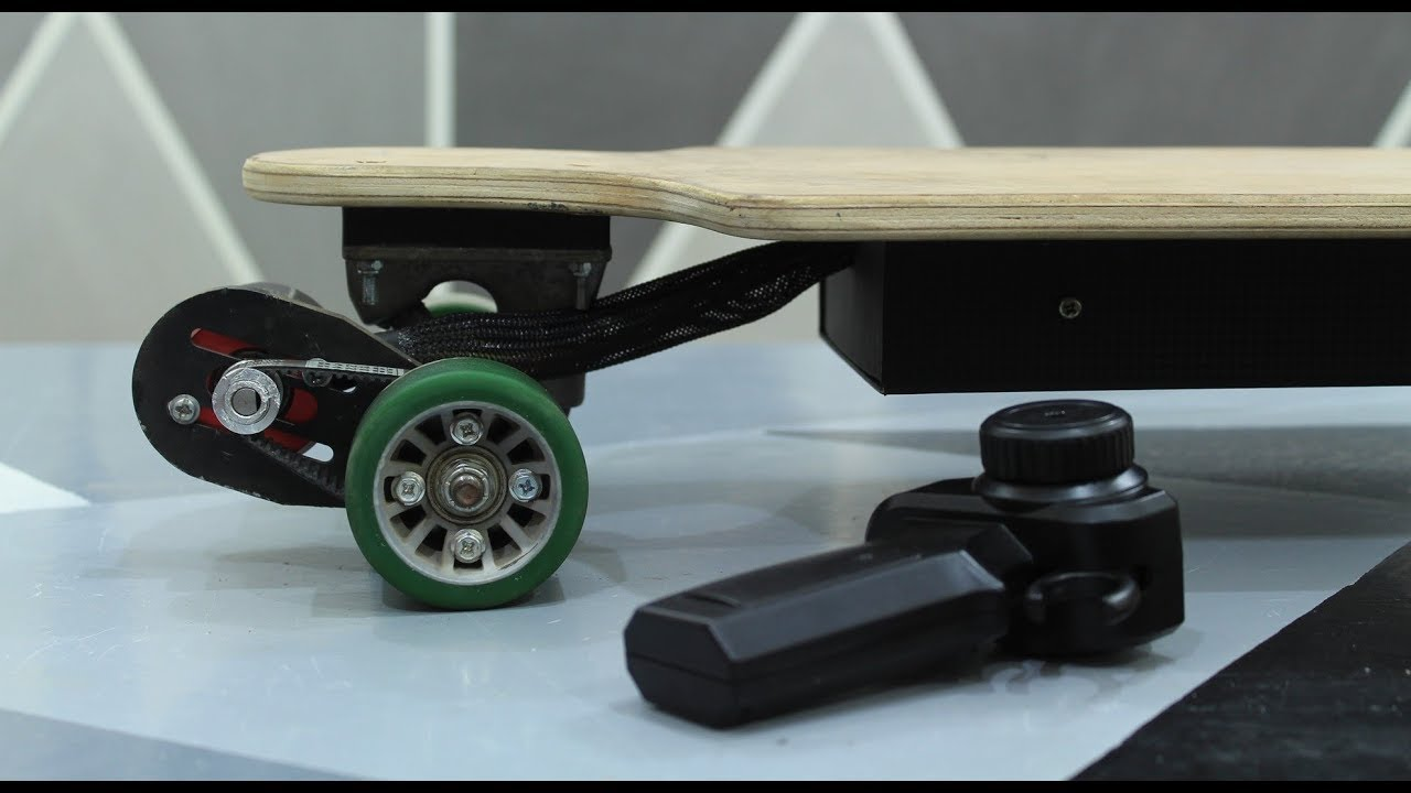 Diy Cheap Electric Longboard Adding Esc And Lipo Batteries Part