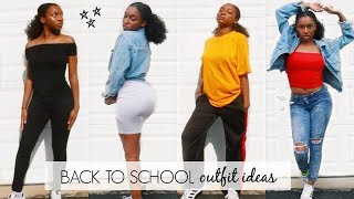 BACK TO SCHOOL Outfit Ideas 2017-2018 | Coco Chinelo