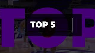 Top 5 - 2019/20 season, Round 9