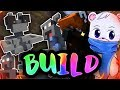 ON DEVIENT PRO DE LA CONSTRUCTION?! FT MIXGAMINGONE ( Funtage )