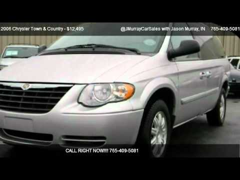 2006 Chrysler Town & Country Touring Minivan 4D - for sale in LAFAYETTE, IN 47905
