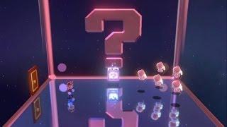 Super Mario 3D World 100% Walkthrough Part 39 - World Crown ...