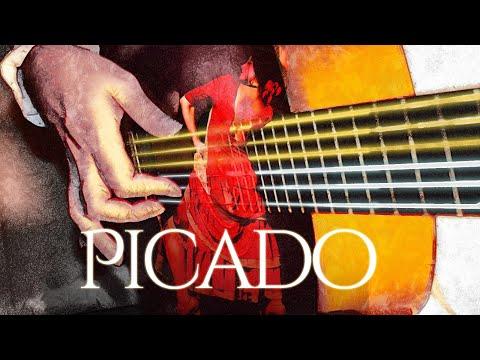 Picado Tutorial - Flamenco Guitar Lessons Free
