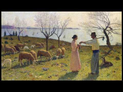 Henri Martin  亨利·馬丁 (1860-1943)  Impressionism  Symbolism  Pointillism  French