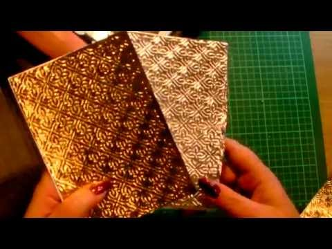 43.-technique:-use-kitchen-foil-with-embossing-folders-for-cardmaking