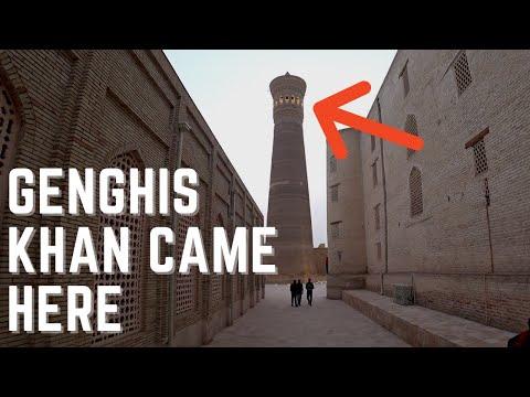 The Silk Road To Bukhara 🇺🇿