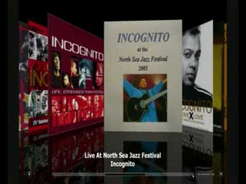 Incognito - Complete Discography