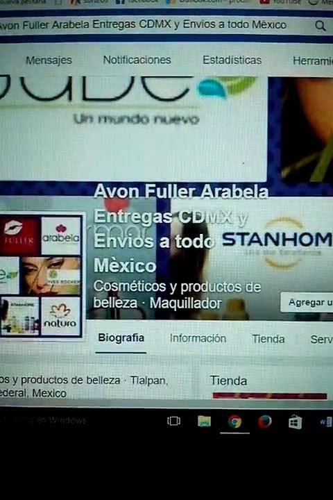 ec37d2d1ceaa Como vender Avon, Fuller, Arabela y otras marcas por catálogo - YouTube
