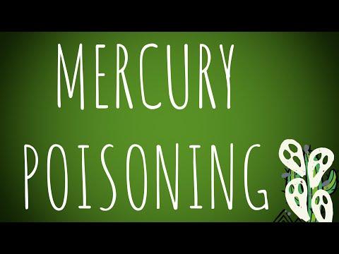 Toxicology- Mercury Metallic Poisoning MADE EASY!