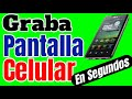 Como Grabar La Pantalla De Tu Celular Android Con Audio Interno