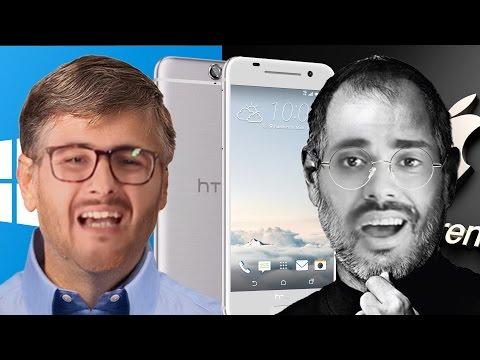 Enfrentados por HTC One A9