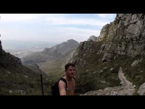 Cape Town -  Paraglide / Table Mountain / Signal Hill