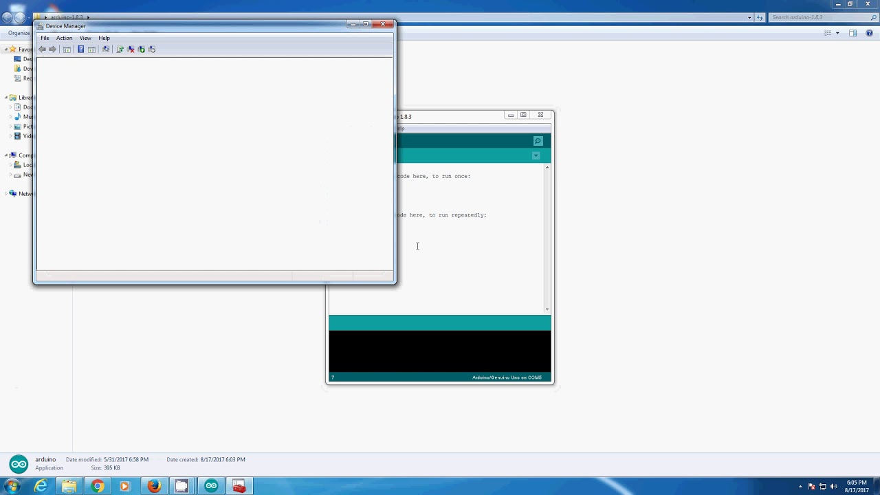 Arduino IDE ZIP Installation In Windows - Non Admin and Drivers installation