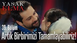 Alihan, Zeynep'i cesaretlendiriyor! - Yasak Elma 39. Bölüm