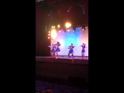 Bobbies's School Of Performing Arts Sea Cruise 2012