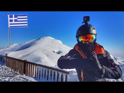 Ski in Greece
