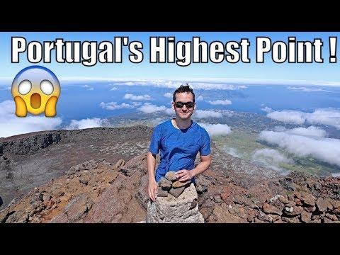 Pico Island- I SURVIVED CLIMBING MOUNT PICO ! 🗻 (Barely..)  Azores Islands, Portugal