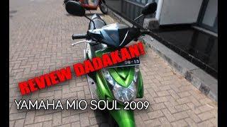 Review Yamaha Mio 2009 || Motor Jadul || SozialMotovlog