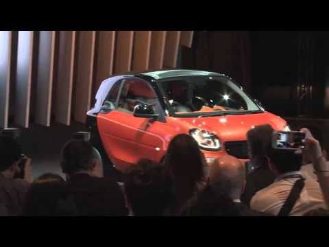 Mercedes-Benz: The 44th Tokyo Motor Show 2015 Press Briefing